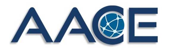 American Association of Cost Engineering